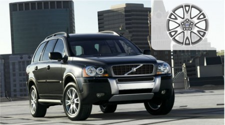 Volvo XC90 Atlantis Wheel