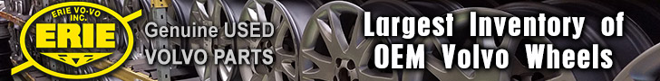 Buy OEM Volvo Wheels at Erie Vo-Vo