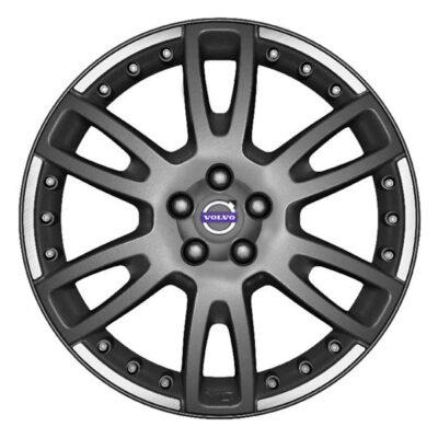 Volvo Achilles Wheel in Dark Grey