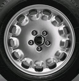 Volvo OEM 16″ x 7″ Aluminum Alloy Wheel MIRAM Rim 9451346 | Genuine Volvo Wheels