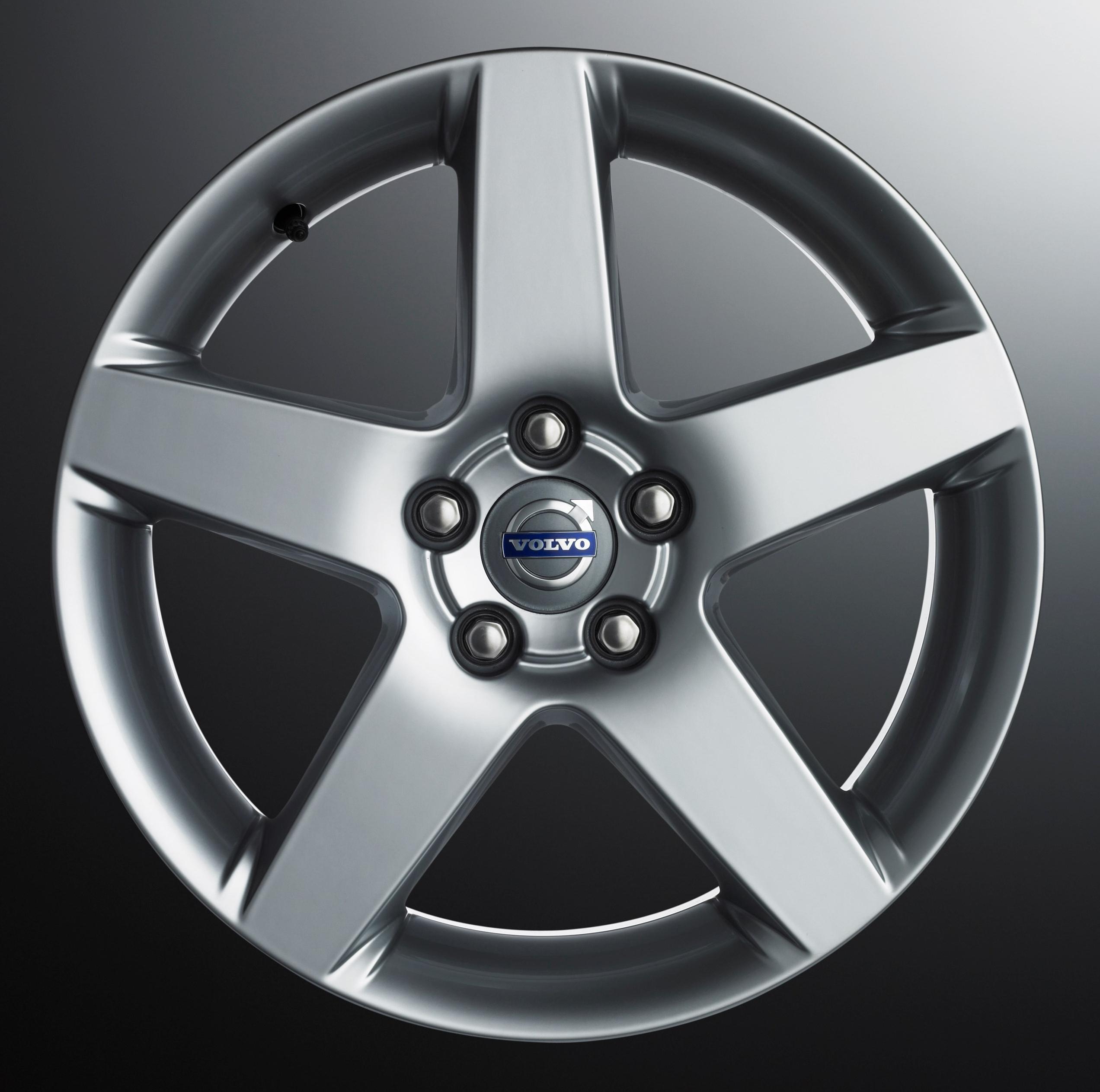 porsche hub carrera alloy volvo black gloss wheels rims