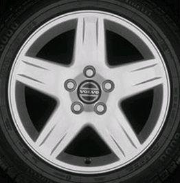 Volvo OEM 16″ x 7″ Aluminum Alloy Wheel SIRIUS Rim 9162395 | Genuine Volvo Wheels