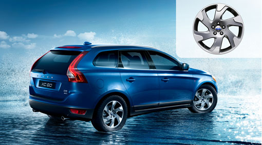 Volvo XC60 Argus Wheel