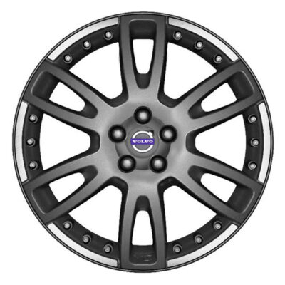 Volvo Achilles Wheel in Dark Grey