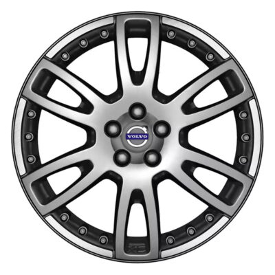 Volvo Achilles Wheel in Silver